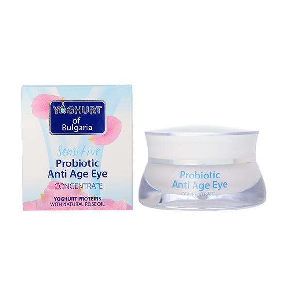 Концентрат - пробиотик против морщин для кожи вокруг глаз Anti Age eye Concentrate