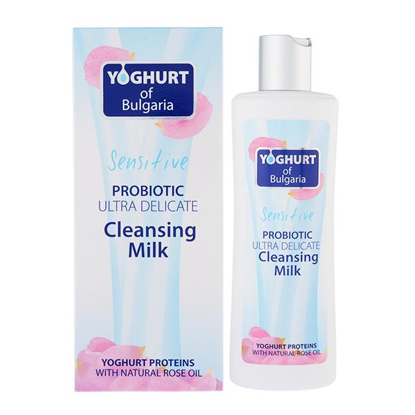 Молочко для лица ультраделикатное Probiotic Ultra Delicate Cleansing Milk