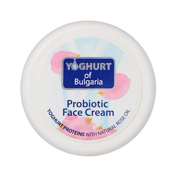 Крем для лица Probiotic Face Cream Yoghurt of Bulgaria