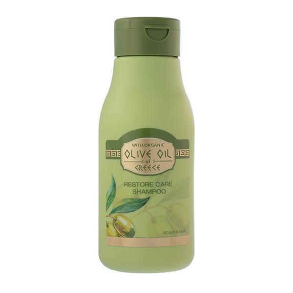 Восстанавливающий шампунь Olive Oil of Greece