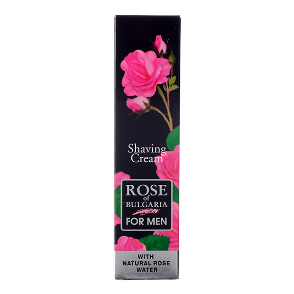 Крем для бритья Rose of Bulgaria for men