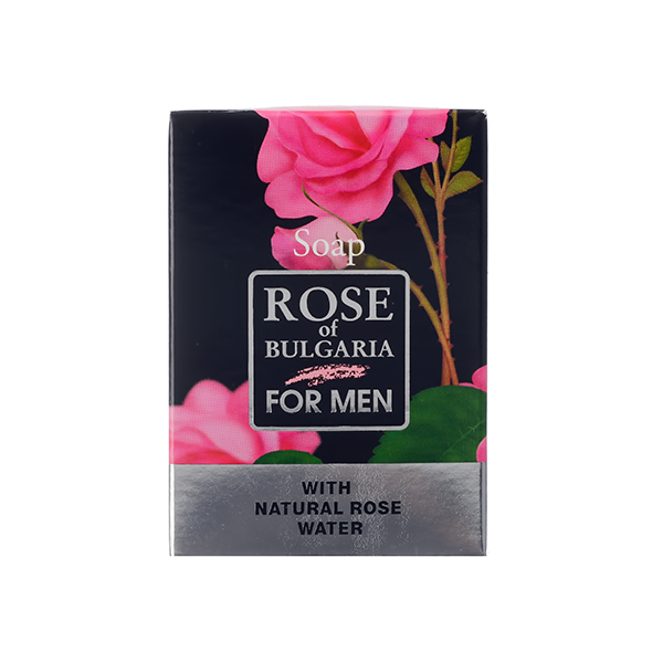 Мыло для мужчин Rose of Bulgaria for men