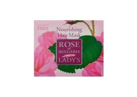 Маска для волос питающая Rose of Bulgaria