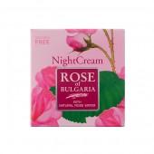 Крем для лица ночной Rose of Bulgaria