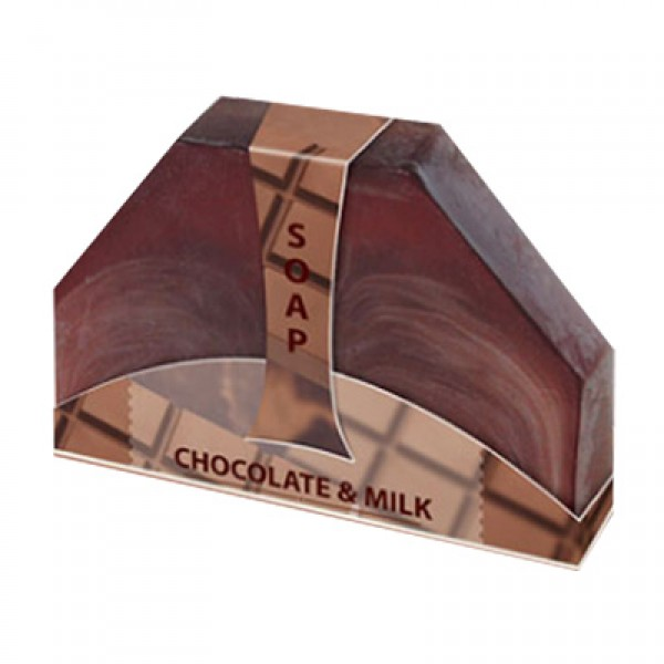 Мыло ручной работы «Шоколадное молоко»