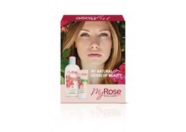 Подарочный набор My Rose (крем для рук, мицеллярная розовая вода)