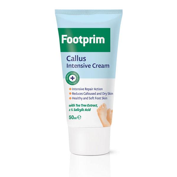 Интенсивный крем против мозолей Callus Intensive Cream