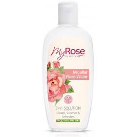 Мицеллярная розовая вода Micellar Rose Water My Rose of Bulgaria