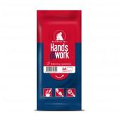 Влажные салфетки очищающие от агрессивных веществ и материалов Hands@work
