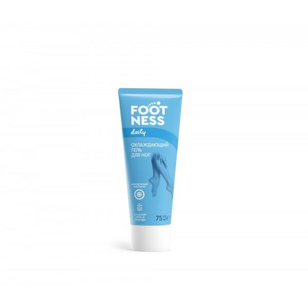 Охлаждающий гель для ног FOOTNESS Cooling gel
