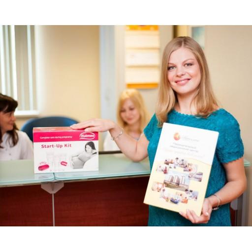 Болгарская косметика для молодых мам Maternea стала спонсором клиники «Мать и Дитя»