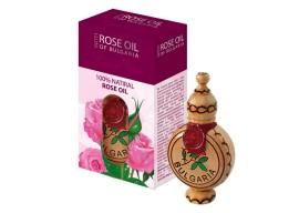 Натуральное розовое болгарское масло Regina Floris
