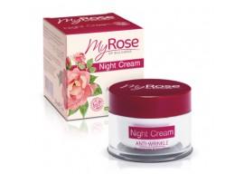 Крем для лица ночной против морщин Anti-Wrinkle Night Cream My Rose of Bulgaria