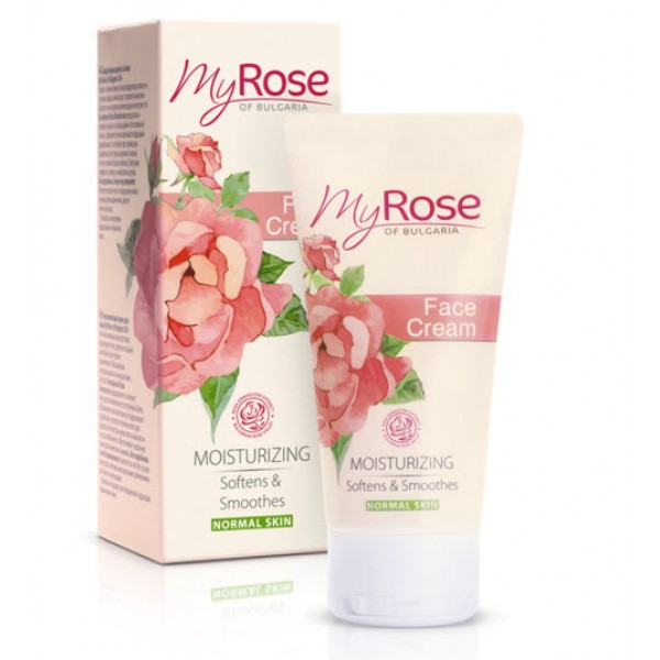 Крем для лица дневной увлажняющий Face Cream My Rose of Bulgaria